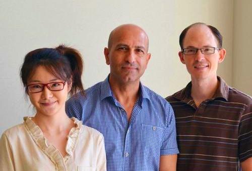 equipe pesquisadores Scripp