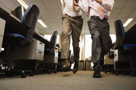 atividade física no trabalho
