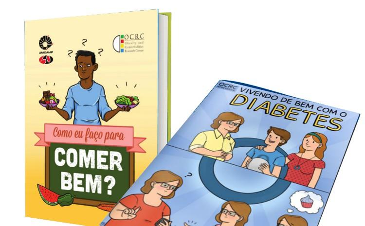 revistas em quadrinhos do OCRC