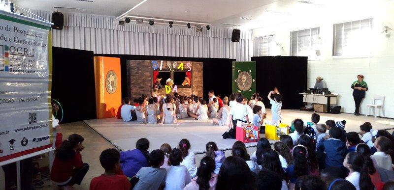 peça teatral Dicas da Hora OCRC 02