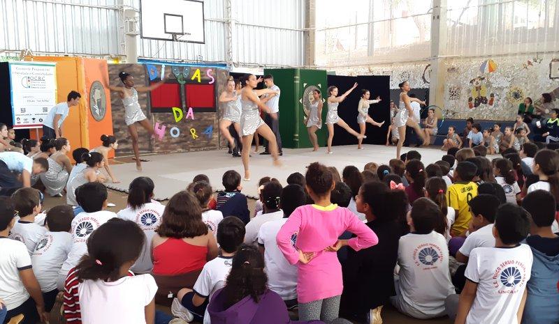 peça teatral Dicas da Hora OCRC 03