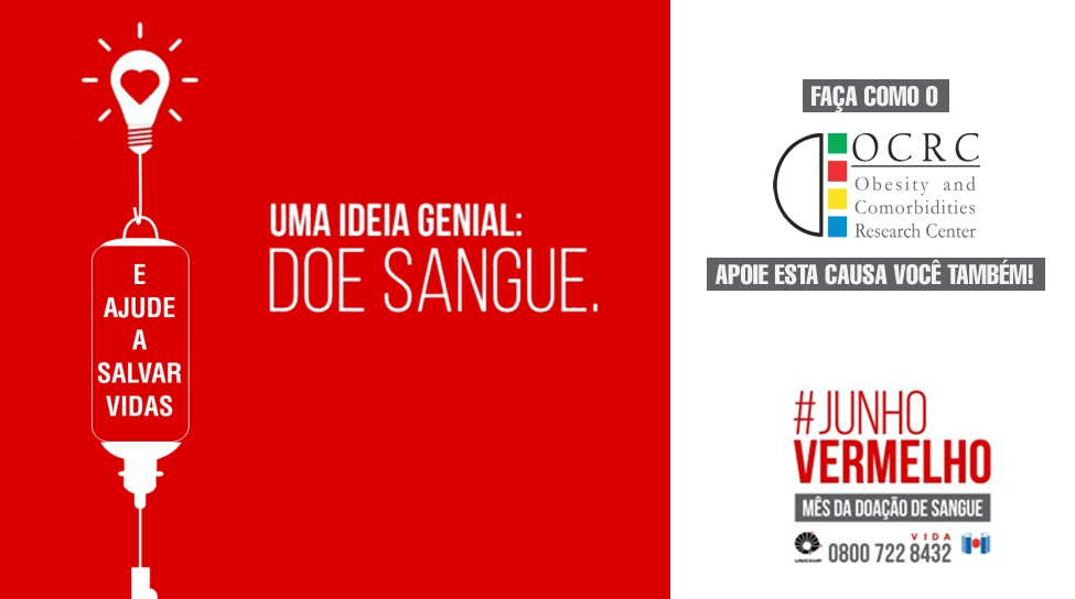 campanha doacao de sangue ocrc unicamp